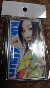 倖田來未・カードケース6