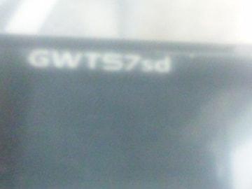 GWT57sd(OBD2付き)3、2インチガメン