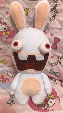 ラビッツ BIG ぬいぐるみ 【赤】