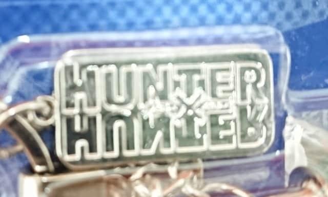 ★HUNTER×HUNTER★ハンターハンター・幻影旅団・クリスタルキーホルダー < アニメ/コミック/キャラクターの
