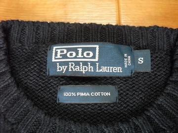 RALPH LAUREN ラルフローレン コットン セーター USA−S