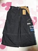 T&M膝丈パンツ160新品タグ付き