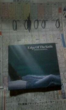 浜田省吾CD「EDGEOFTHEKNIFE」