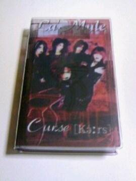 即決 廃盤 ビデオ Curse La'Mule/V系 ヴィジュアル系 PV カース ラムール VHS