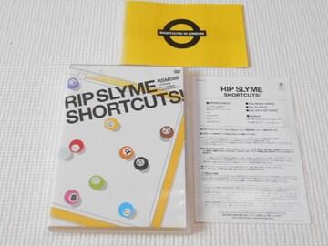 DVD★RIP SLYME SHORTCUTS!