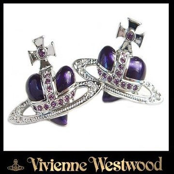 Vivienne Westwood ヴィヴィアン ピアス C31