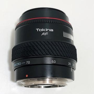 Z186 TOKINA AF 28-70 1:2.8-4.5 AF カメラ レンズ 超美品