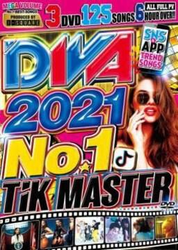 ◆最速最強TIKTOKバズソング◆3枚組◆DIVA 2021 No.1 ◆
