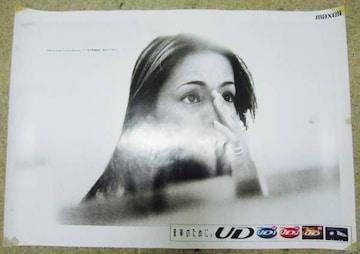 安室奈美恵ポスター1クリックポスト164円配送可能