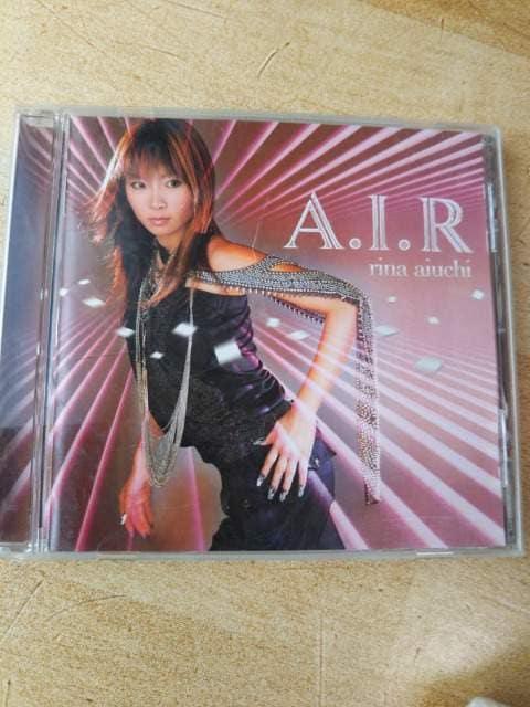 ★送料無料 【CD】 愛内里菜 A.I.R★  < タレントグッズの