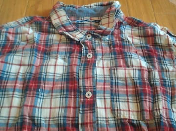 THE EMPOLIUM エンポリアム チェックシャツ L 美品