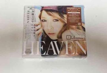 ★加藤ミリヤ『HEAVEN』初回生産限定盤 CD+DVD★