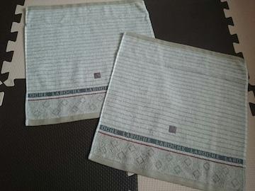 新品☆Guy Laroche★ハンドタオル2枚セット☆日本製★