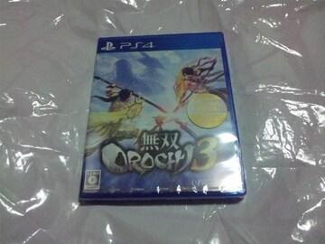 【新品PS4】無双OROCHI3(無双オロチ3)