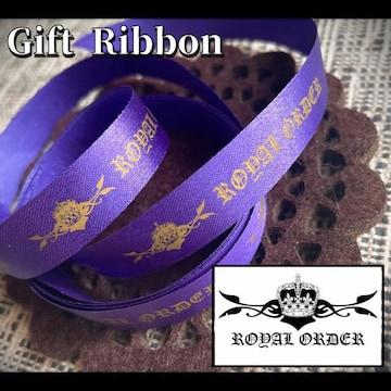 正規 非売品 Royal Order ロイヤルオーダー ロゴ リボン 108cm