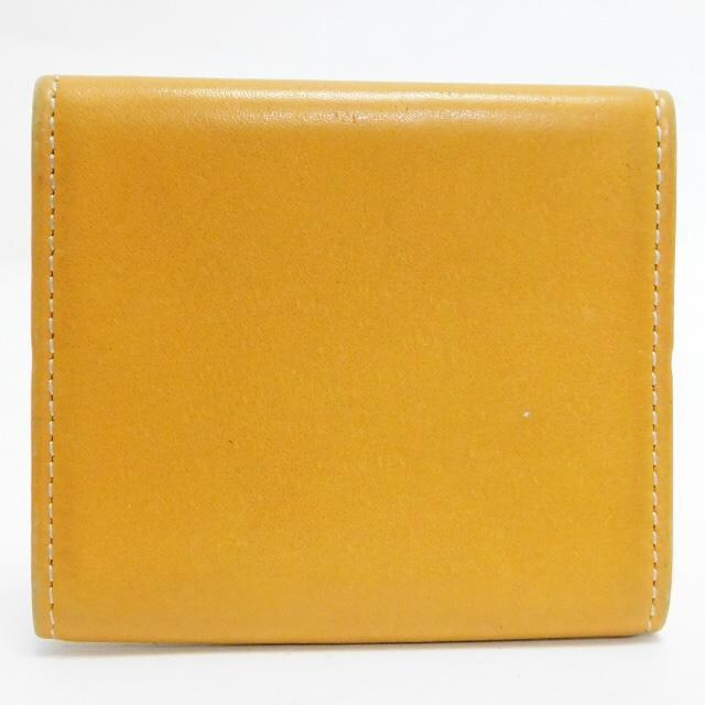 Ferragamoフェラガモ コインケース ガンチーニ 黄土色  正規品 < ブランドの