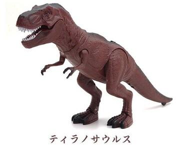 �溺 簡単操作 リアル恐竜ラジコン ティラノサウルス