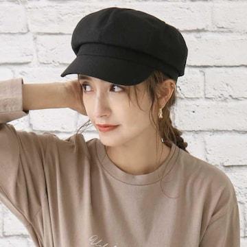 ANAP キャップ/帽子(ブラック)