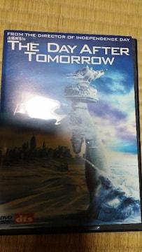 DVD ソフト デイ・アフター・トゥモロー