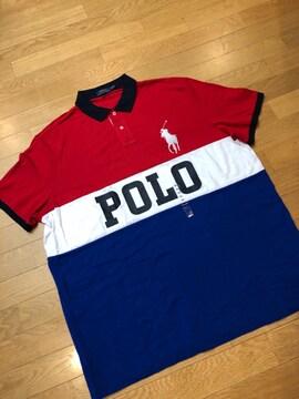 POLO Ralph Lauren  カノコポロ  大きいsize2XL→3XL  限定品