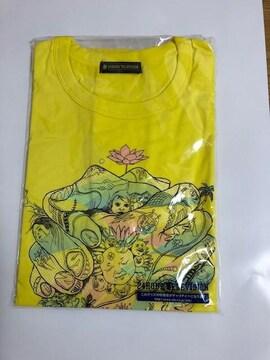 嵐大野君 デザイン Tシャツ Lサイズ 黄色