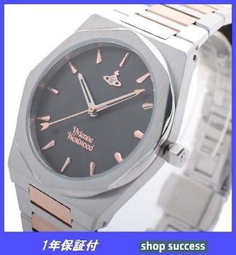 新品///ヴィヴィアンウエストウッド 腕時計 VV244GYSR//00042534