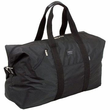 平野鞄☆ナイロンボストンバッグ 76センチ 黒 送料無