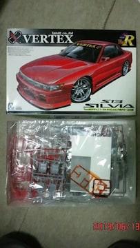 1/24スケール S13 SILVIA VERTEX