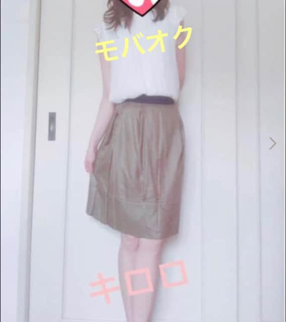 ふんわりスカート♪ < 女性ファッションの