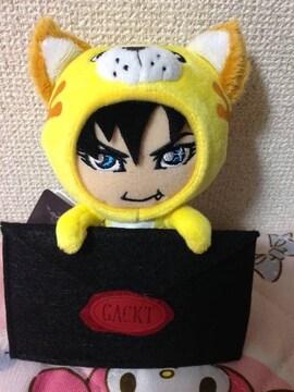 GACKT ☆ ガクト ★がくっち 一緒に連れてって!ぬいぐるみ黄色