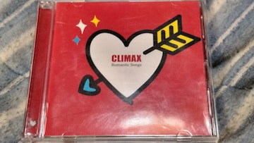 CLIMAX ロマンティックソングス 2枚組オムニバス 浜田省吾.大滝詠一.中島みゆき