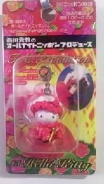 ファスナーアクセサリー西川貴教のオールナイトニッポン/T.M.Revolvion×キティ 2柄¥580
