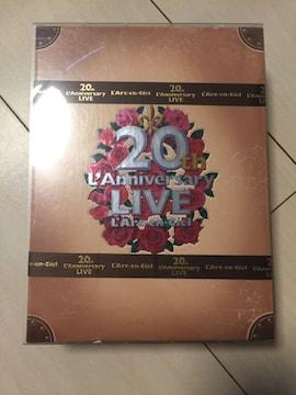 L'Arc-en-ciel20thL'Anniversary LIVE-Complete Box-DVD4枚組