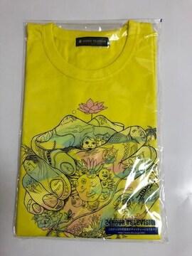 嵐大野君 デザイン Tシャツ LLサイズ 黄色