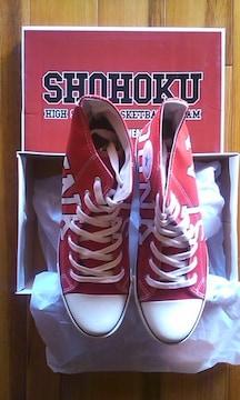 スラムダンク SHOHOKU ハイカットスニーカー