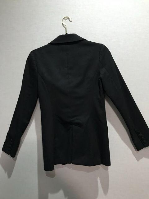 バービー★ジャケット★黒★サイズS < ブランドの