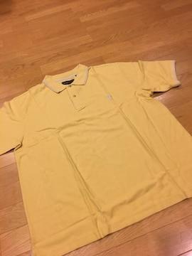 Timberland  ティンバーランド  ポロシャツ  sizeXL→XXL 辛子