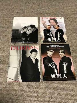 ウォーキングデッド★ノーマンリーダス★ダーバン処刑人ポスカ4