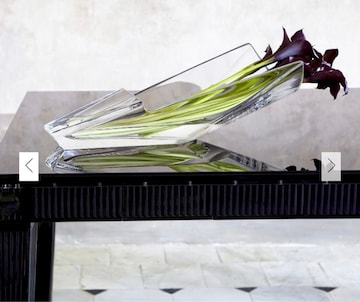 【送料無料】Baccarat バカラ DIVA ディーバ BASE 花瓶