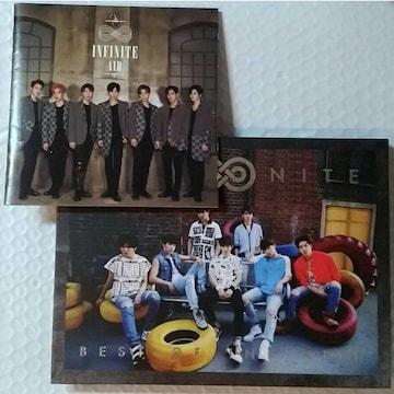 CD+Blu-ray BEST of INFINITE 初回限定盤A オリジナルアルバム