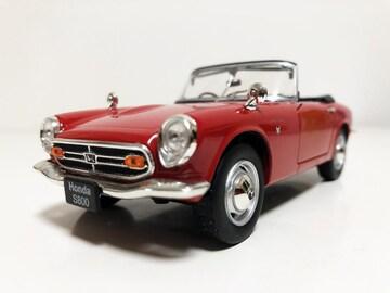 国産名車/'66 Hondaホンダ S800 1/24 高速有鉛 難有