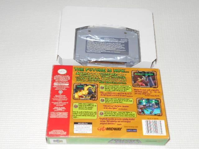 N64★BIO FREAKS 海外版(国内本体動作不可) < ゲーム本体/ソフトの