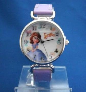 プリンセス腕時計-ソフィアdisney小さなプリンセス