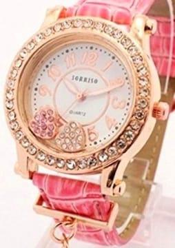 プレゼント 腕時計 ピンク