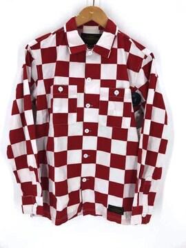NEIGHBORHOOD(ネイバーフッド)CHECKER/C-SHIRT.LSシャツ