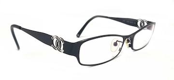 正規シャネルメガネフレーム2106T眼鏡めがねブラック黒レテ