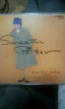 酒井法子CD「スウィートゥン・ビター」