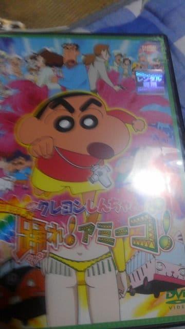 クレヨンしんちゃん踊れアミーゴ レンタル専用品  < アニメ/コミック/キャラクターの