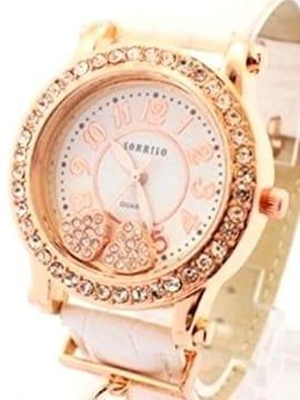 プレゼント 腕時計 ホワイト