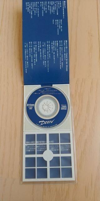 DEEN  CDシングル 2枚 < タレントグッズの